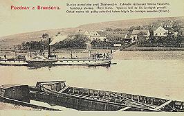 Parník Primátor Dittrich r.1908, www.svatojanske-proudy.cz